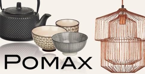 Marques de d coration toutes nos marques de meubles et for Pomax decoration