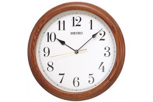 horloge design ronde en bois horloge design pas cher. Black Bedroom Furniture Sets. Home Design Ideas