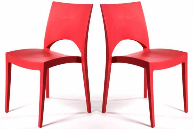 Ordinaire chaise longue de jardin pas cher 7 lot de 2 for Chaise longue jardin design