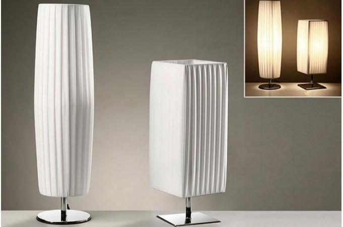 lampe poser blanche pas ch re dolce. Black Bedroom Furniture Sets. Home Design Ideas