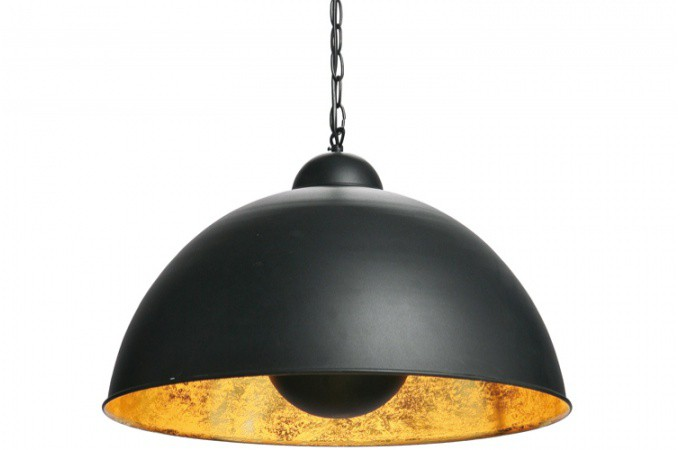 suspension en m tal atelier noire sormiou suspension en metal declikdeco. Black Bedroom Furniture Sets. Home Design Ideas