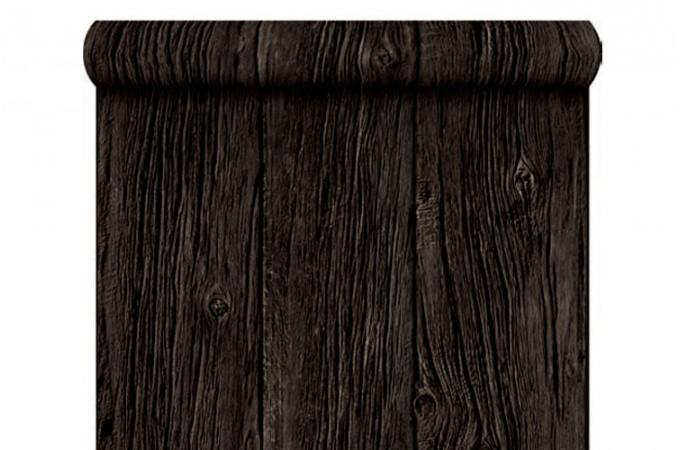 Papier peint planche de bois carbonis papiers peints textures pas cher - Papier peint planche de bois ...