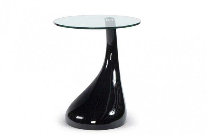Table d 39 appoint design snoopy noir tables d 39 appoint pas cher for Petite table d appoint pas cher