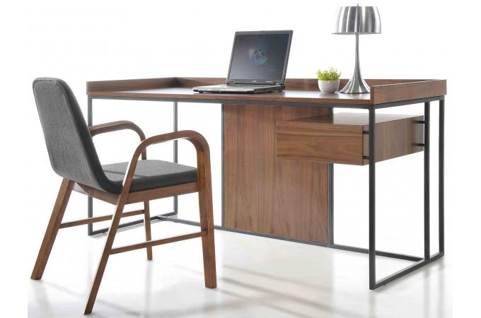 plateau bureau bois clair id e inspirante. Black Bedroom Furniture Sets. Home Design Ideas