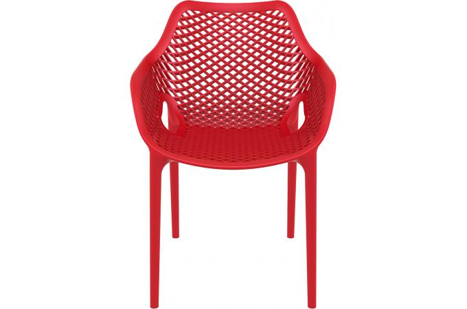 Chaise Design Rouge Aeria Chaise Design Pas Cher