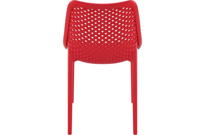 Chaise design rouge max chaise design pas cher for Chaise rouge design pas cher