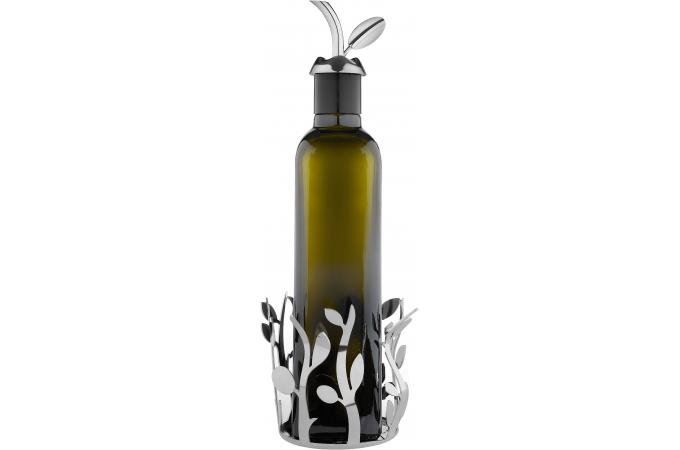 Porte bouteille d 39 huile en acier color blanc - Msa accessoires cuisine ...