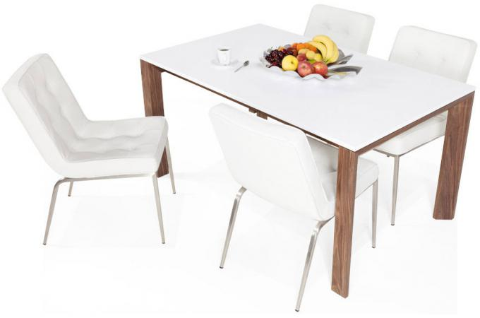 Table a manger blanche pas cher - Table a manger blanche pas cher ...