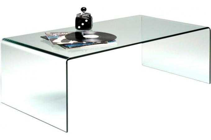 Table basse en verre bahia declikdeco - But table basse verre ...