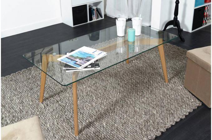 Film transparent pour table basse - Film protecteur pour table en verre ...