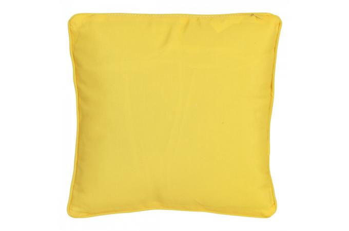 coussin proud motif 30x30cm citron coussin pas cher. Black Bedroom Furniture Sets. Home Design Ideas