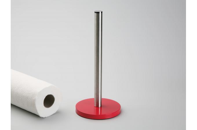 support de rouleau rouge de cuisine accessoires cuisine sali re gant pas cher. Black Bedroom Furniture Sets. Home Design Ideas